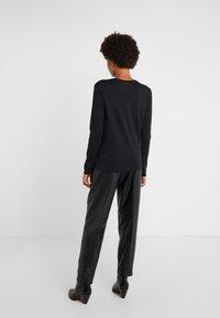 Polo Ralph Lauren - Långärmad tröja - black - 2