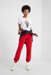 Polo Ralph Lauren - Camiseta estampada - white - 1