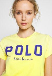 Polo Ralph Lauren - Print T-shirt - lemon crush - 4