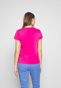 Polo Ralph Lauren - T-shirt con stampa - accent pink - 2