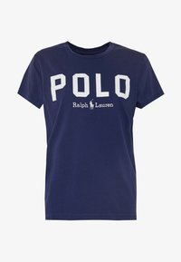 Polo Ralph Lauren - T-shirt con stampa - holiday navy - 3