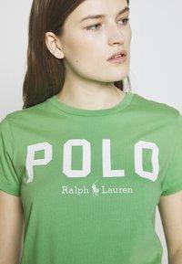 Polo Ralph Lauren - Printtipaita - tiller green - 5