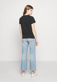 Polo Ralph Lauren - T-shirt con stampa - black - 2