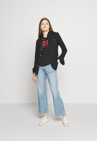 Polo Ralph Lauren - T-shirt con stampa - black - 1