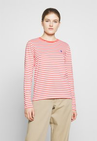 Polo Ralph Lauren - Long sleeved top - amalfi red/white - 0