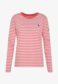 Polo Ralph Lauren - Long sleeved top - amalfi red/white - 4