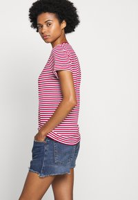Polo Ralph Lauren - T-shirt con stampa - red/white - 4