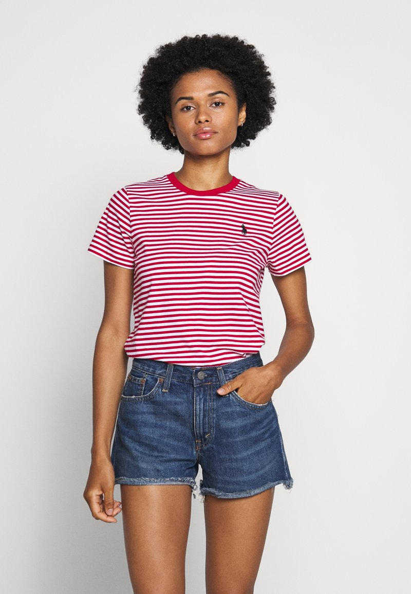 Polo Ralph Lauren - T-shirt con stampa - red/white