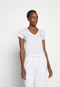 Polo Ralph Lauren - T-shirts basic - white - 0