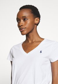 Polo Ralph Lauren - T-shirts basic - white - 4