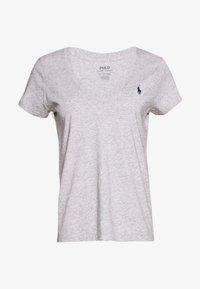 Polo Ralph Lauren - T-shirt basic - cobblestone heather - 3