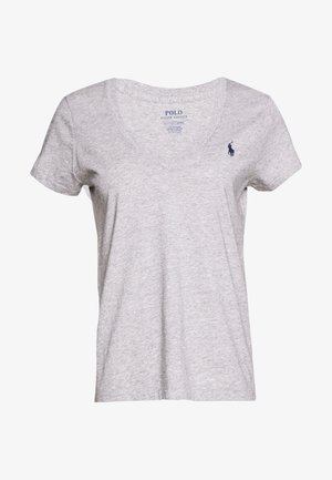 T-shirt basique - cobblestone heather