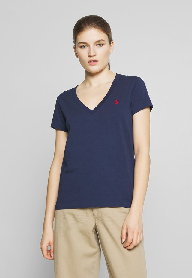 T-shirt - bas - cruise navy