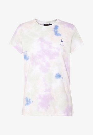 T-shirt con stampa - multi-coloured