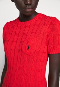 Polo Ralph Lauren - TEE SHORT SLEEVE  - T-shirt basic - african red - 5