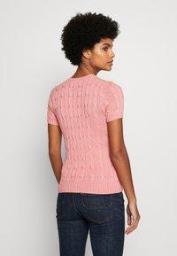 Polo Ralph Lauren - TEE SHORT SLEEVE  - T-shirt basic - cottage rose - 2
