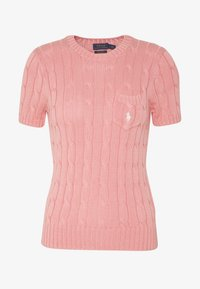 Polo Ralph Lauren - TEE SHORT SLEEVE  - T-shirt basic - cottage rose