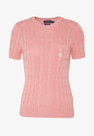 TEE SHORT SLEEVE  - T-shirt basique - cottage rose