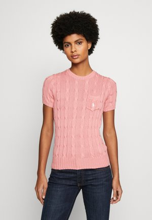 TEE SHORT SLEEVE  - T-shirt imprimé - cottage rose