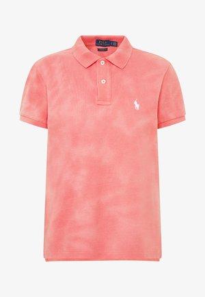 FRAY SHORT SLEEVE - Poloshirt - amalfi red
