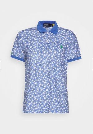Poloskjorter - blue/white