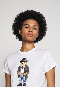 Polo Ralph Lauren - SHORT SLEEVE - T-shirt imprimé - nevis - 3