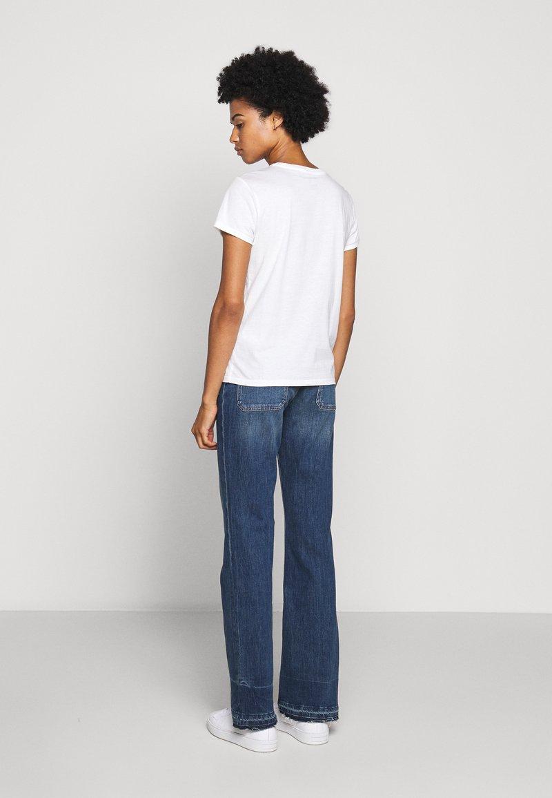 Polo Ralph Lauren - SHORT SLEEVE - T-shirt imprimé - nevis
