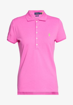JULIE - Polo - maui pink