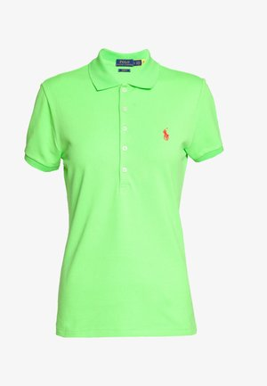 JULIE - Polo shirt - kiwi lime