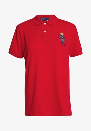 BEAR CLASSIC FIT - Poloshirt - red
