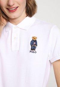 Polo Ralph Lauren - BEAR CLASSIC FIT - Poloshirt - navy/white - 5