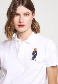 Polo Ralph Lauren - BEAR CLASSIC FIT - Poloshirt - navy/white - 3