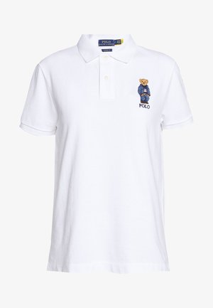 BEAR CLASSIC FIT - Poloshirt - navy/white