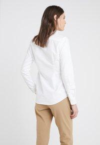 Polo Ralph Lauren - HARPER CUSTOM FIT - Button-down blouse - white - 2