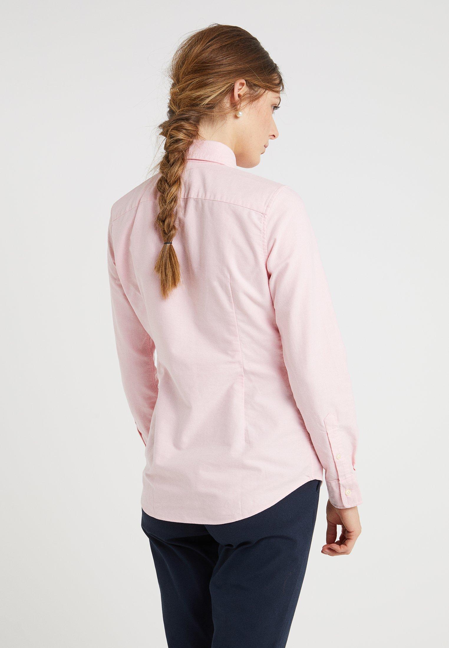 Polo Ralph Lauren HARPER CUSTOM FIT - Skjorte - pink
