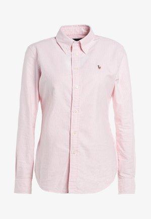 HARPER CUSTOM FIT - Hemdbluse - pink/white