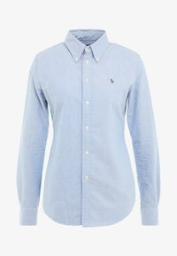 Polo Ralph Lauren - HARPER CUSTOM FIT - Button-down blouse - blue - 3
