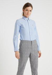 Polo Ralph Lauren - HARPER CUSTOM FIT - Button-down blouse - blue - 0