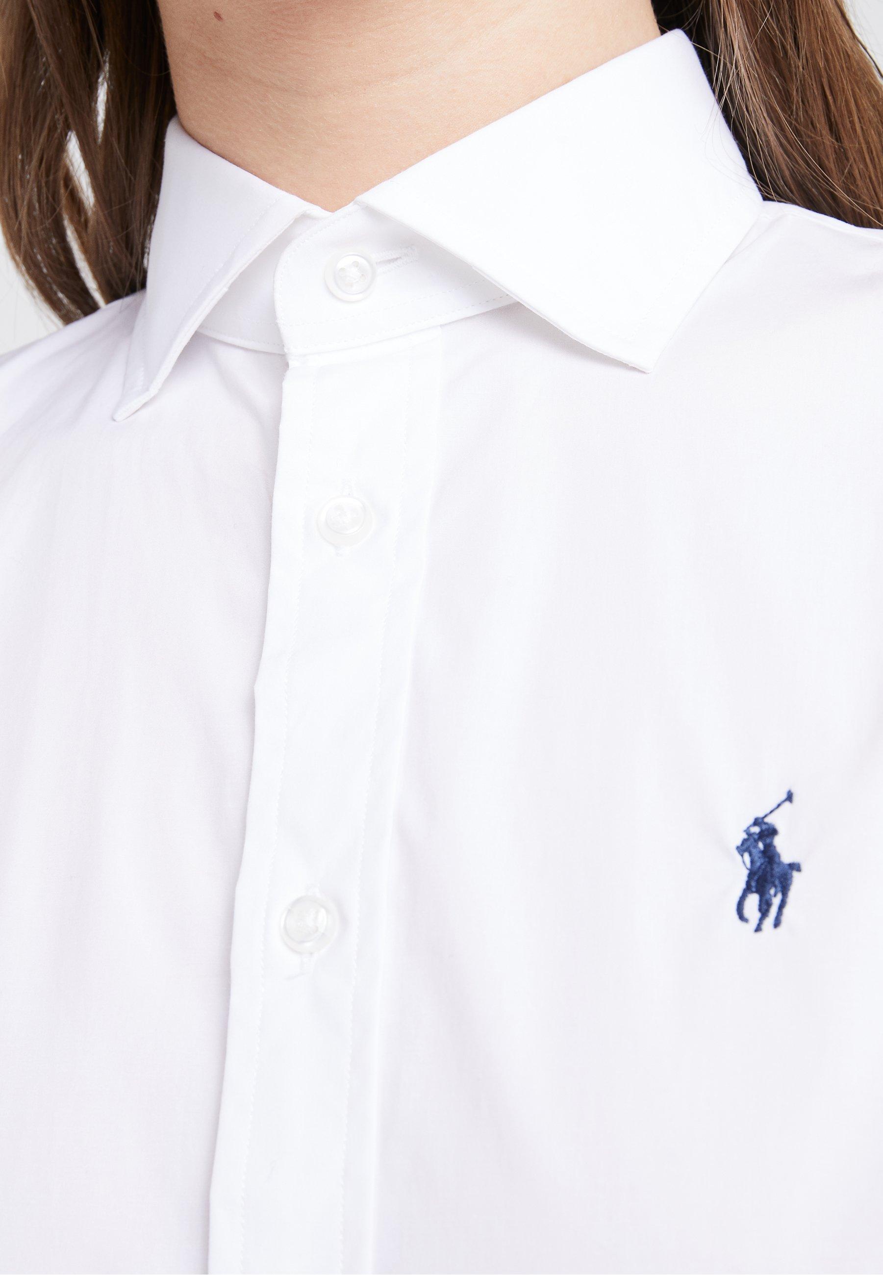 Polo Ralph Lauren KENDALL SLIM FIT - Skjorte - white