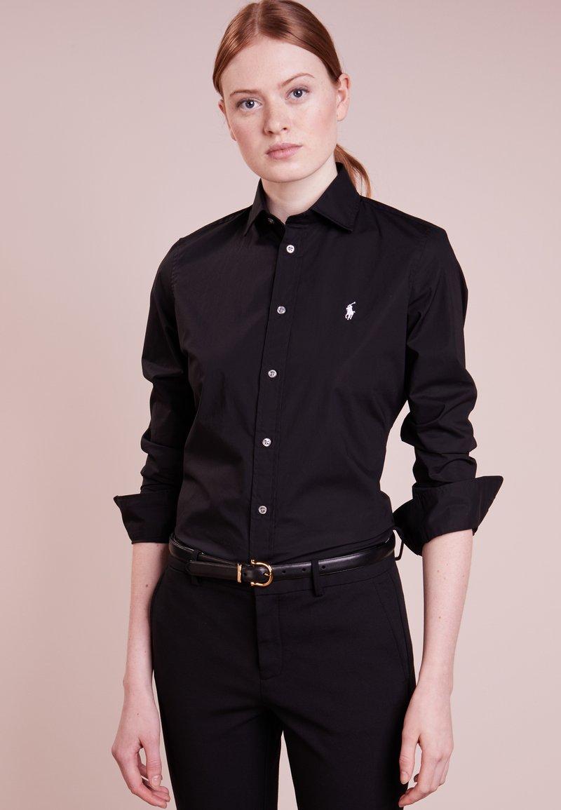 Polo Ralph Lauren - KENDALL SLIM FIT - Hemdbluse - black