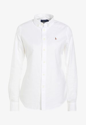 OXFORD SLIM FIT - Chemisier - white