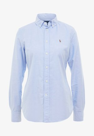 OXFORD SLIM FIT - Button-down blouse - blue hyacinth