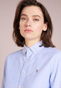 Polo Ralph Lauren - OXFORD SLIM FIT - Button-down blouse - blue hyacinth - 5