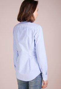 Polo Ralph Lauren - OXFORD SLIM FIT - Button-down blouse - blue hyacinth - 2