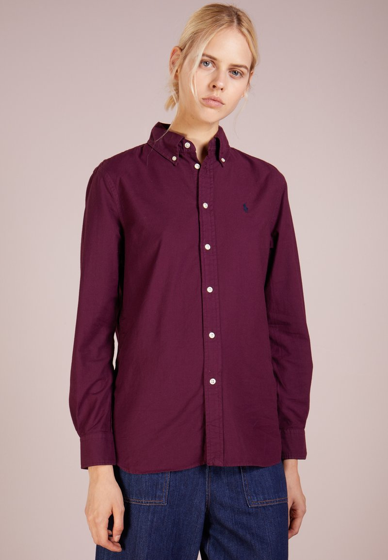 Polo Ralph Lauren - OXFORD RELAXED FIT - Hemdbluse - italian red