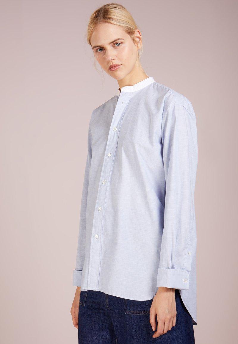 Polo Ralph Lauren - Button-down blouse - blue/white