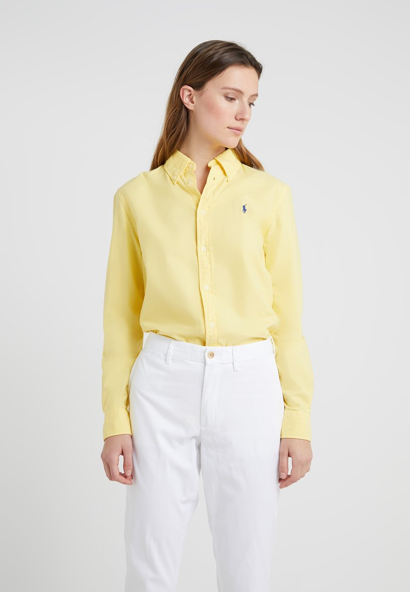 Polo Ralph Lauren - RELAXED FIT - Hemdbluse - oasis yellow