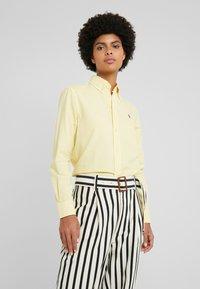Polo Ralph Lauren - RELAXED FIT - Košile - banana peel - 0