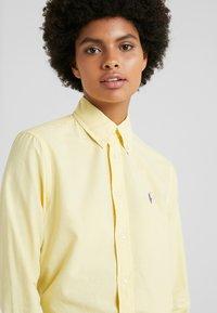 Polo Ralph Lauren - RELAXED FIT - Košile - banana peel - 4