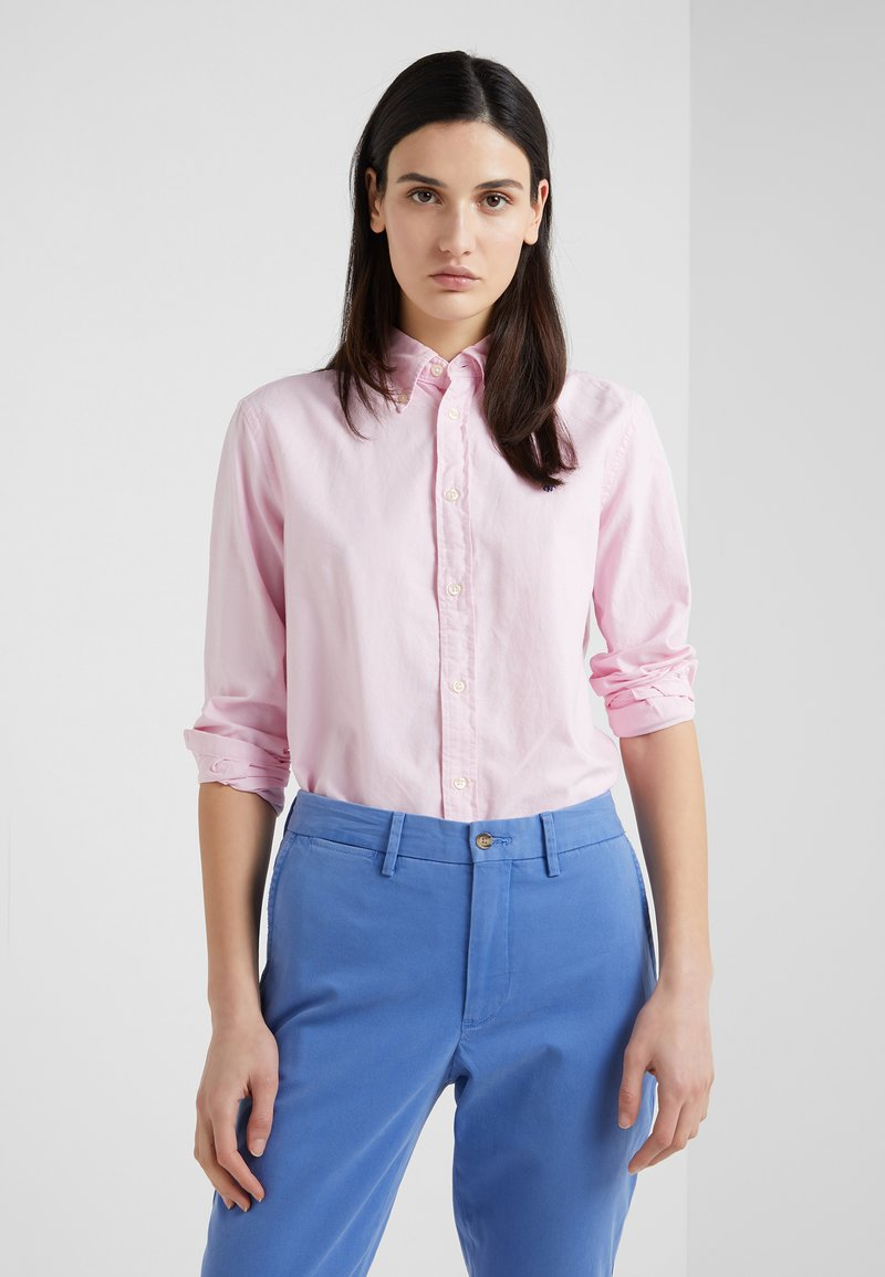 Polo Ralph Lauren - RELAXED FIT - Hemdbluse - country club pink